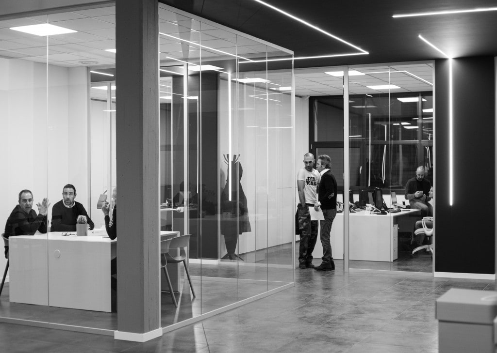 New Corporate Headquarter Crea Solution