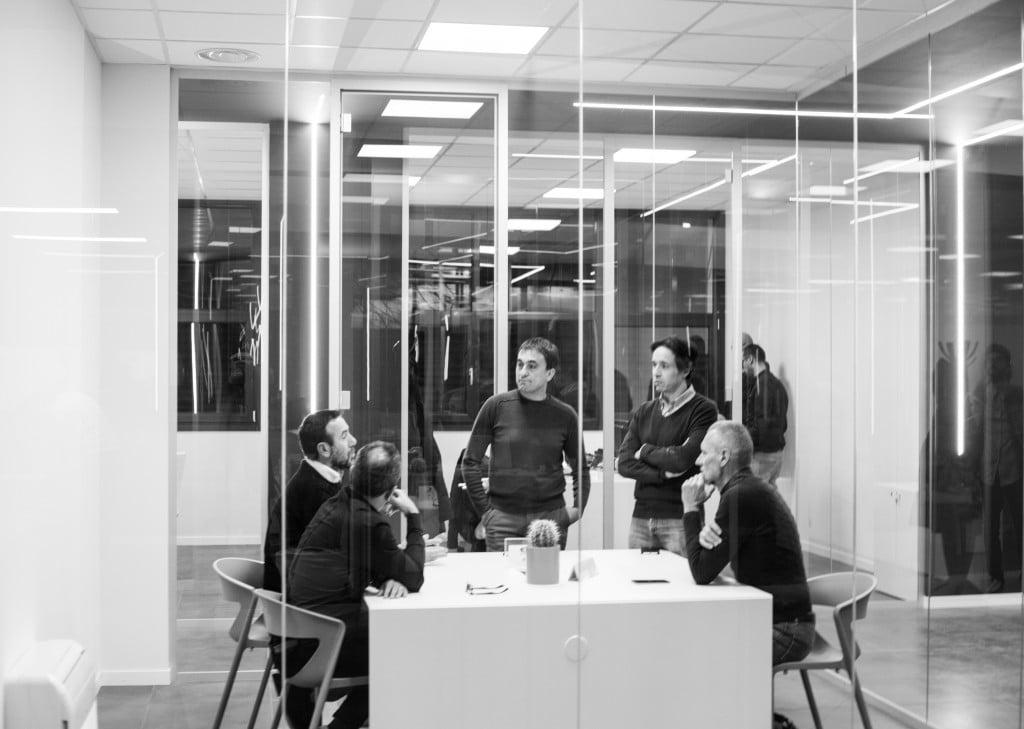 Team Crea Solution nella nuova sede