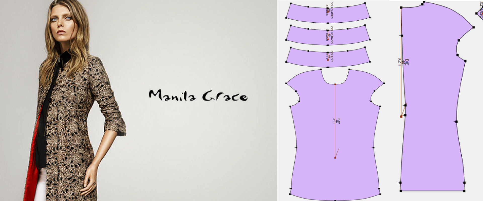 Manila grace chooses Crea Solution