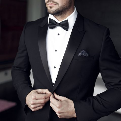 Made to measure suite