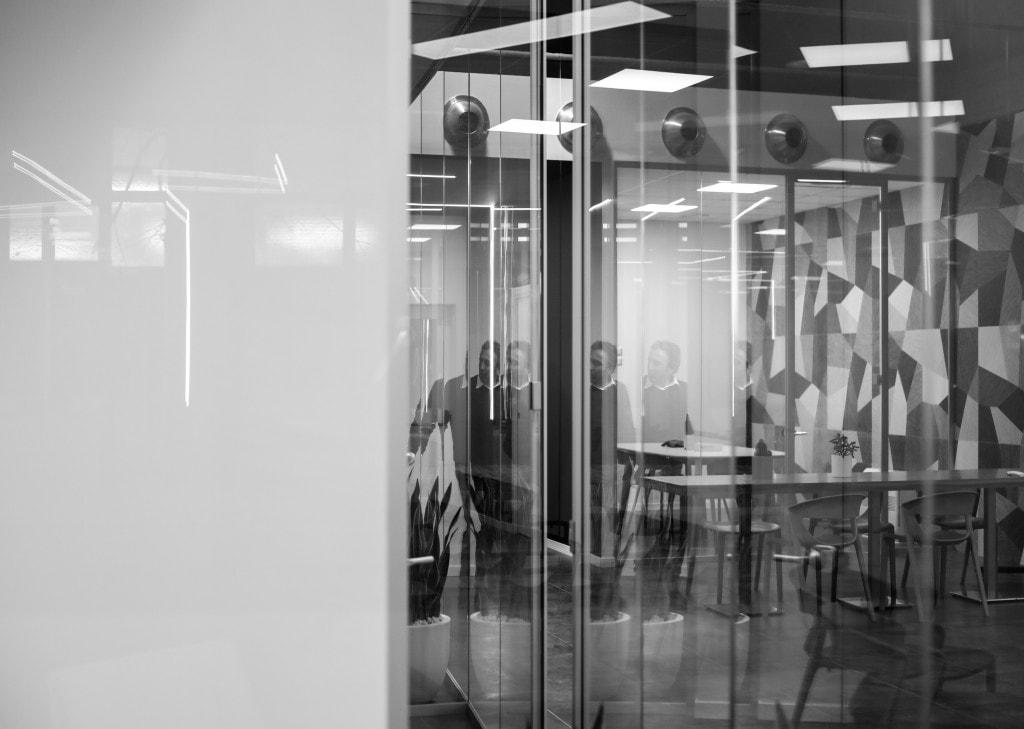Uffici della nuova sede di Crea Solution