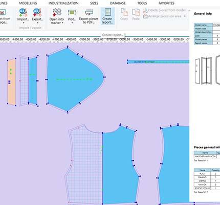 Esempio 1 Interfaccia CAD Modellistica