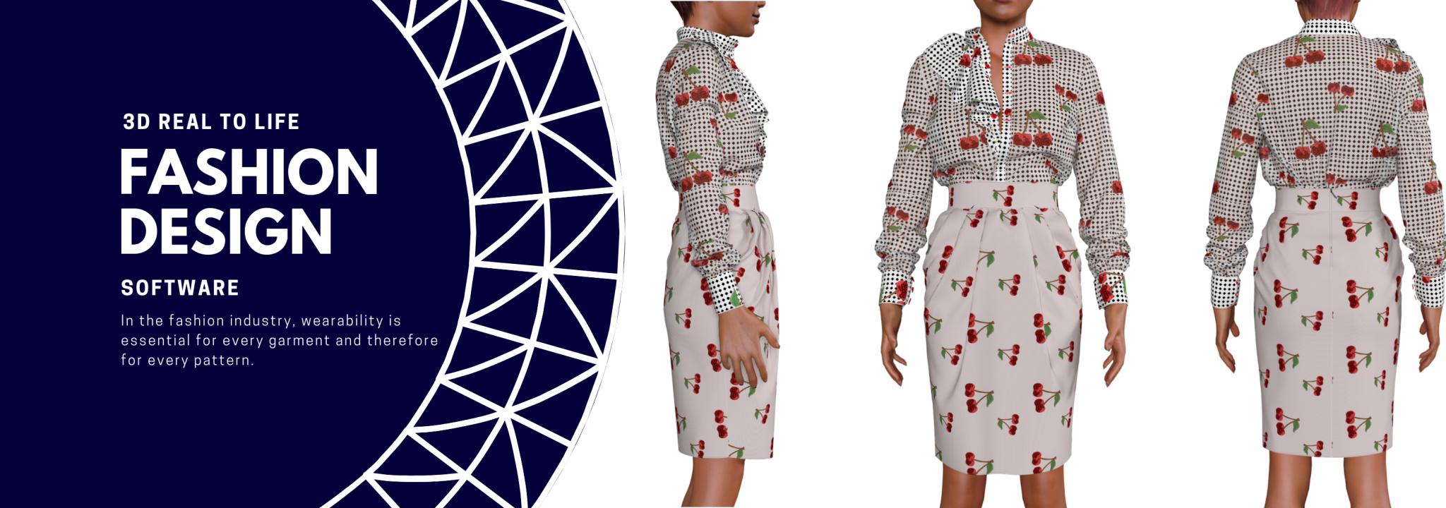 3d Fashion Design Software All The Advantages Of Our 3d Cad