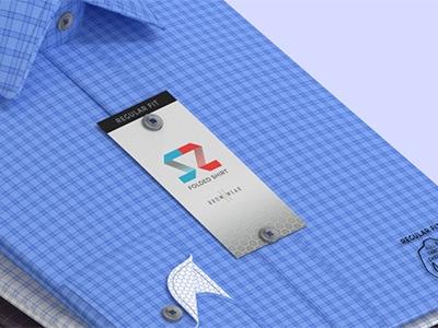 3D Abbigliamento Capo Piegato 2