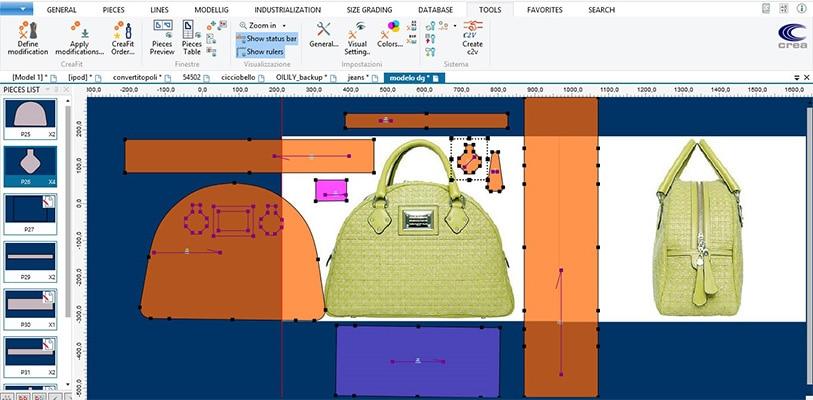 CAD Borse Interfaccia 4