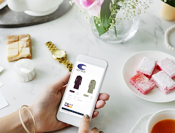 PLM Clothing Smartphone