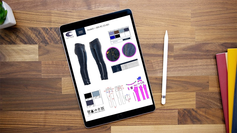 PLM Abbigliamento Tablet